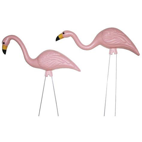 southern patio babymingos 21 in baby shower pink flamingo