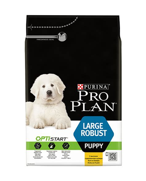 purina pro plan puppy large breed optistart robust puppy food purina 174 pro plan 174