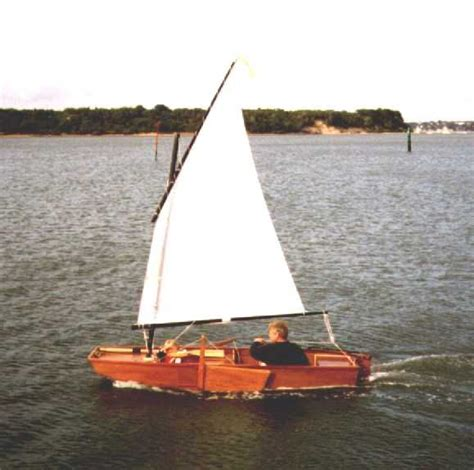 scow boat plans 53 best images about small scow on pinterest dinghy