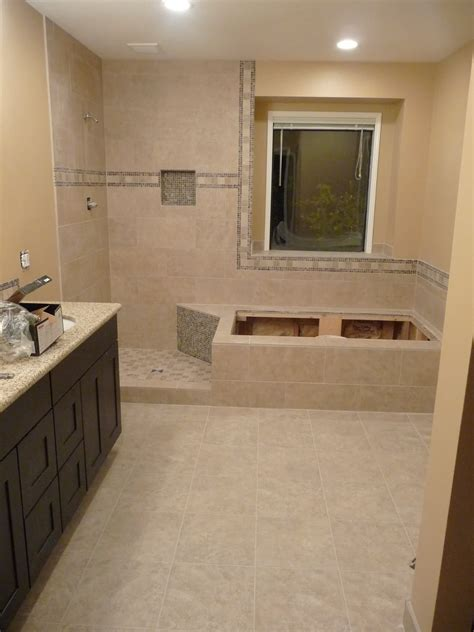 How To Paint A Tile Floor Bathroom - bathroom remodel in lynnwood