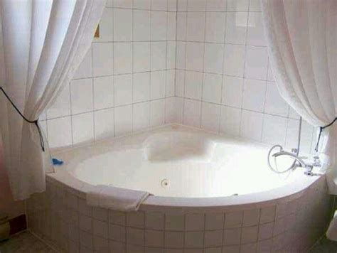 make your bathtub a jacuzzi jacuzzi tub and shower curtain bathroom fun pinterest