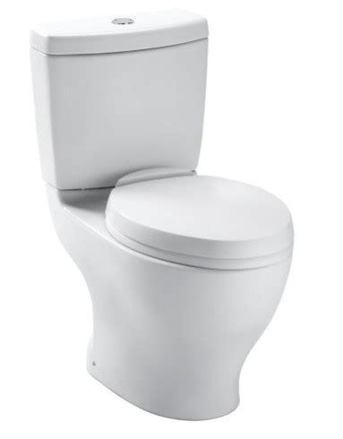 Toto Cst412mf Aquia Two Piece Elongated 0 9 Gpf Comfort