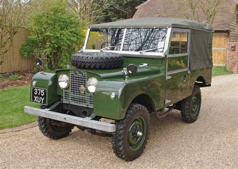 land rover series 1 raffle to win a 1951 land rover series 1 defender source