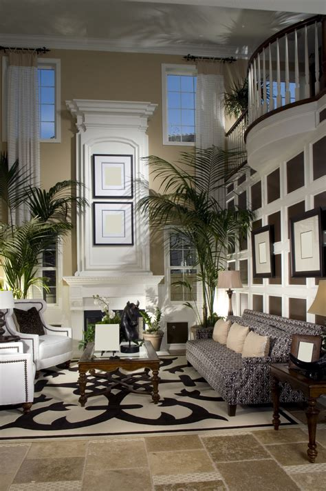 Cozy Home Interiors by 54 Living Rooms With Soaring 2 Story Amp Cathedral Ceilings