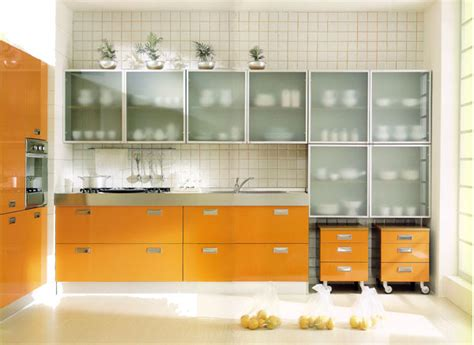 Simple Ways To Choose The Glass Kitchen Cabinet Doors My   simple ways to choose the glass kitchen cabinet doors my