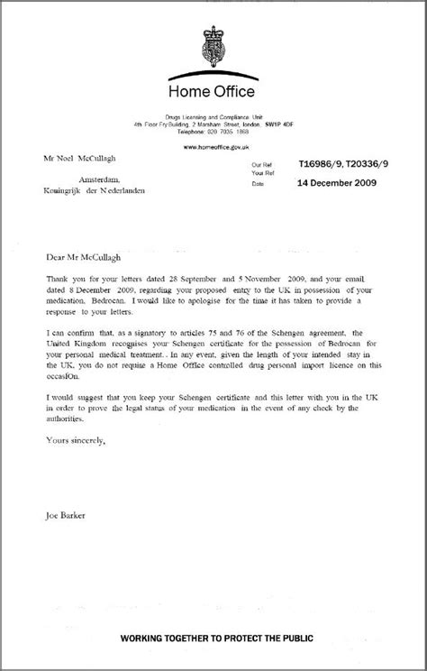 write cover letter home office covering letter exle