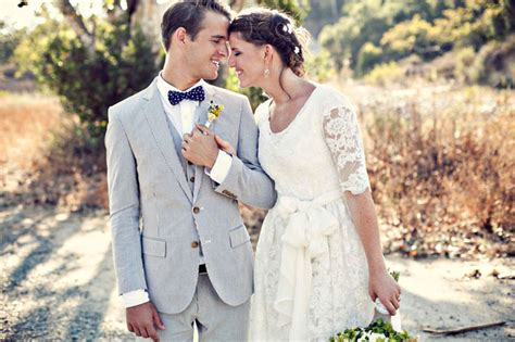 5 Real Weddings To Be Inspired By by Farmers Market Inspired Wedding Chelsea Dillon
