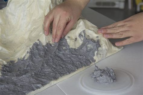How To Make A Diorama Out Of Paper - how to make a mountain out of paper mache paper mache