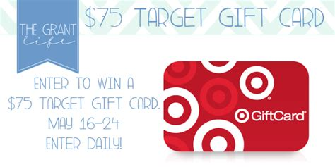 Enter To Win A Target Gift Card - 75 target gift card giveaway happy hour projects