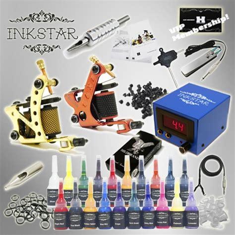inkstar tattoo kit kit inkstar tki2d20