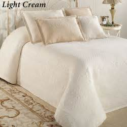 Coverlet King King Charles Matelasse Bedspread Bedding