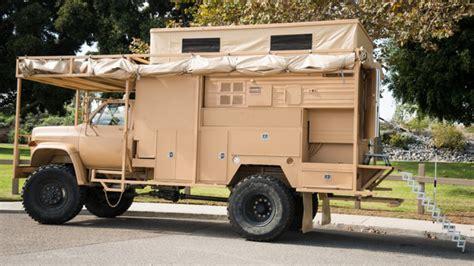 survival truck interior the survival vehicle