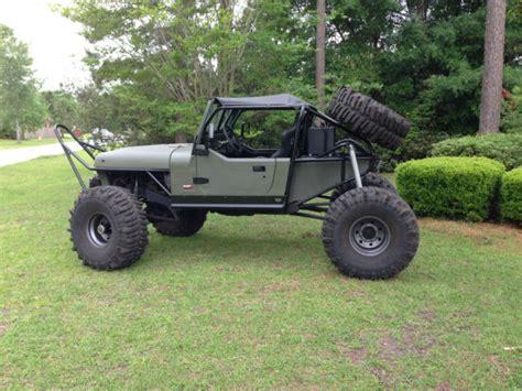 jeep yj rock crawler 1991 jeep wrangler rock crawler
