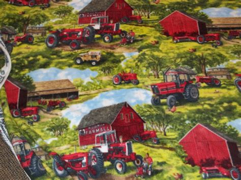 Landscape Fabric Tractor Supply Ih Tractor Fleece 746507164530