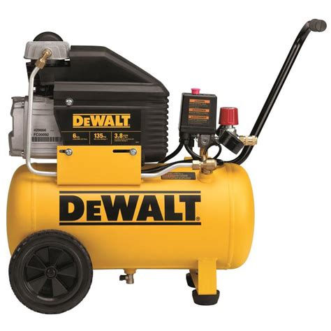 Kompresor Portabel shop dewalt 4 5 gallon portable electric air
