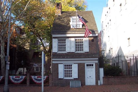 betsy ross house panoramio photo of arch street betsy ross house philadelphia