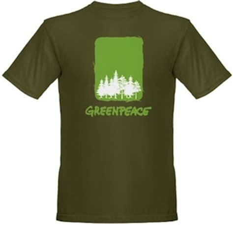 Greenpeace 10 T Shirt greenpeace shirt