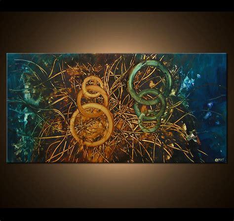 Crop Abstrac painting crop circles abstract 3989
