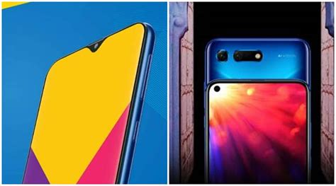 Samsung M10 Samsung Galaxy M10 M20 And Honor View20 Smartphone Launches In India Next Week Technology
