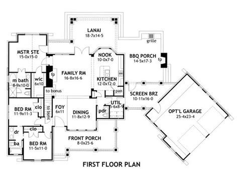 house plan with breezeway breezeway garage plan 171 unique house plans