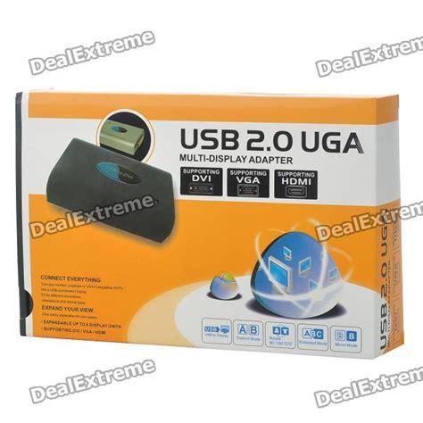 Usb 2 0 Uga Multi Display Adapter comprar usb 2 0 uga multi display dvi para vga hdmi adaptadores placa de v 237 deo 1920x1080 max