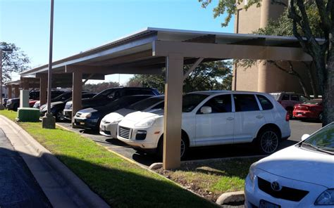Commercial Carports Metal Carports And Covers In Tx Metalink