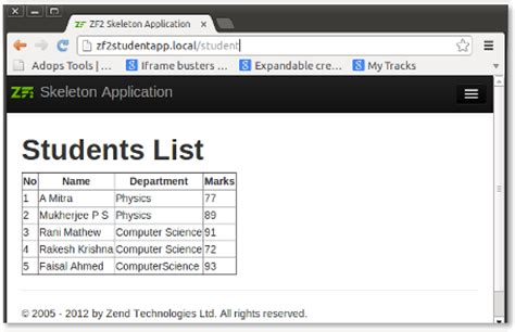 zend framework 2 error layout different layouts for different controller actions in zend