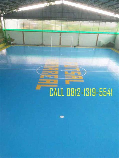 Lapangan Futsal Interlock harga interlock lapangan futsal cssport court futsal