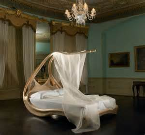 Beautiful Canopy Beds On Everything Beautiful Beds