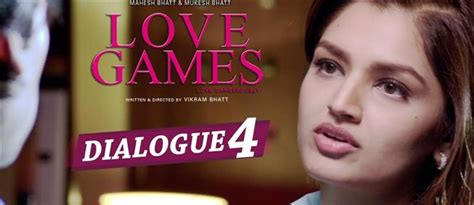 film love games songs love games dialogue promo hindi movie music reviews and news