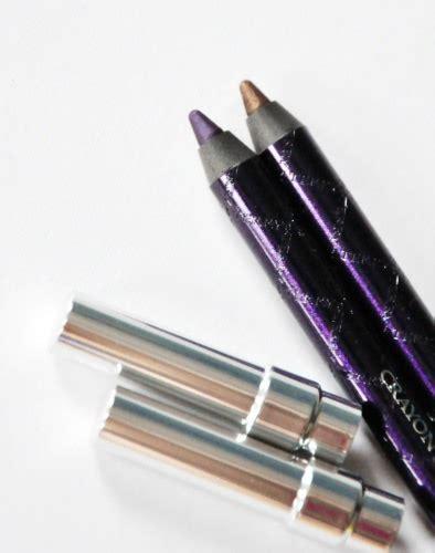 by terry crayon khol terrybly brown stellar reviews мерцающие сиреневый и коричневый карандаши для глаз by