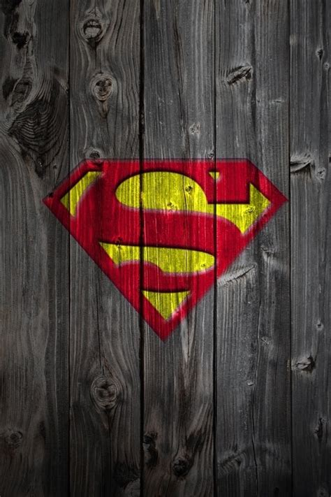 Creative Wood Apple Logo Android Iphone 4 4s 5 5s 5c 6 6s 7 Plus 30 fabulous superman wallpaper collection creativefan