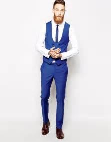 Light Blue Tuxedo Mens 3 Piece Blue Suit Dress Yy