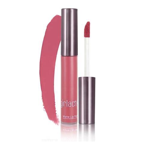 Girlactik Matte Lip Paint Original lasting matte lip paint liquid lipstick girlactik