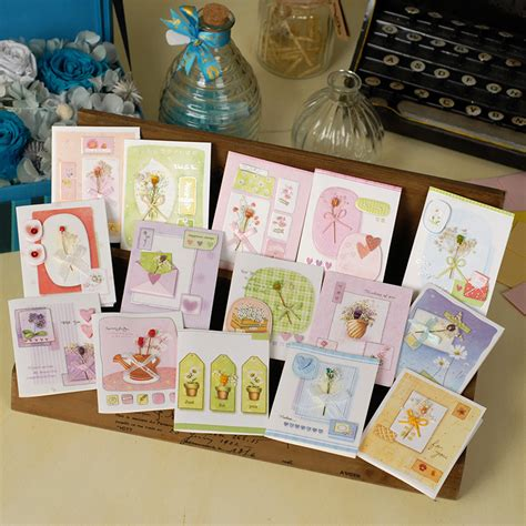 Decorative Cards Handmade - 2015 new arrival top fashion brand gift card