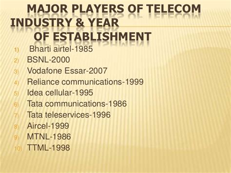 research paper on telecom sector in india research papers on indian telecom industry