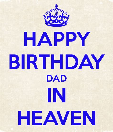 happy birthday images father dad in heaven quotes quotesgram