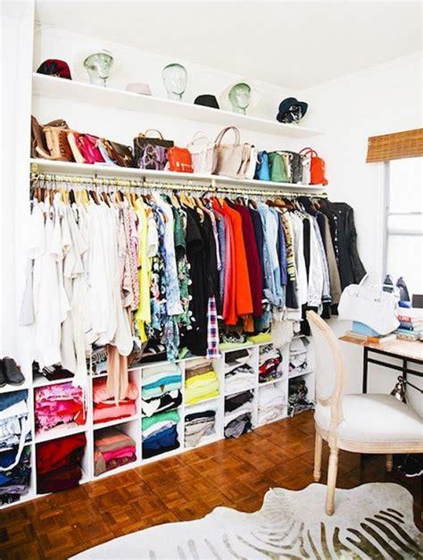 Makeshift Closets makeshift closets we adore wardrobe organising tips destiny