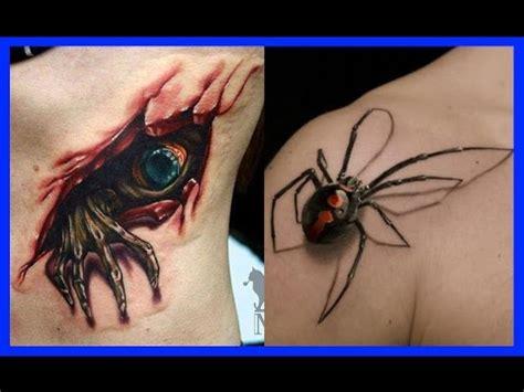 tattoo en 3d imagenes tatuajes en 3d youtube