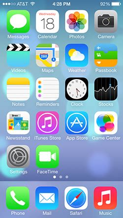 ios layout iphone 6 image gallery iphone default app layout