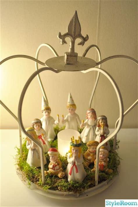 lucia swedish christmas decoration christmas revels