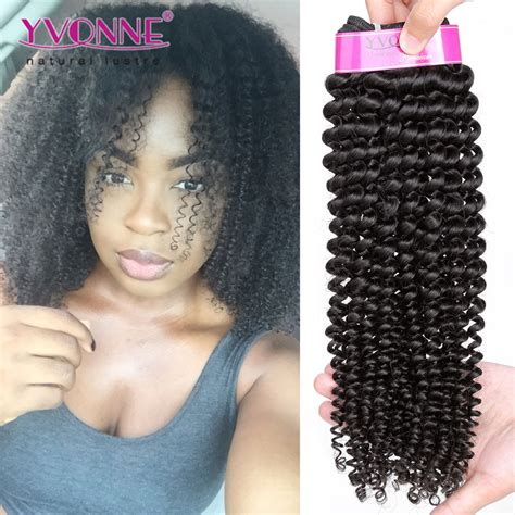 best american weave hair to buy curly yvonne brazilian kinky curly virgin hair 3pcs lot