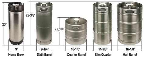 coors light pony keg draft beer keg size dimensions