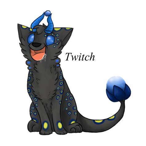 puppy twitching orb twitch by inkqueenpilus on deviantart
