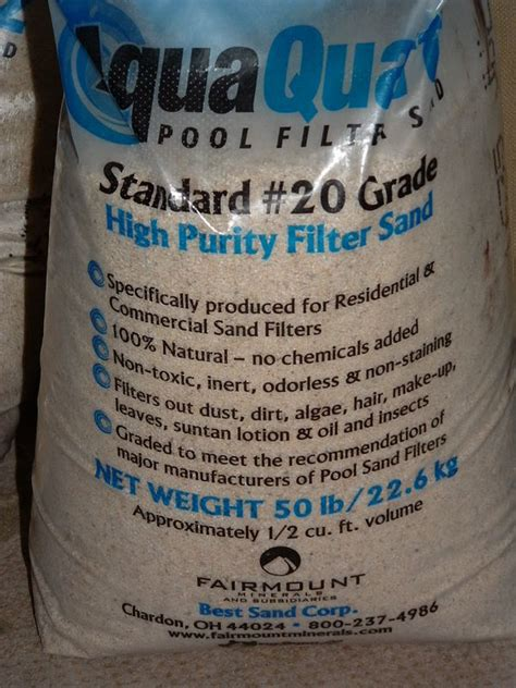 home depot silica sand quikrete pool filter sand home depot