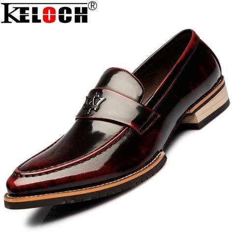Genuine Leather Oxfords fashion flats formal patent genuine leather oxfords