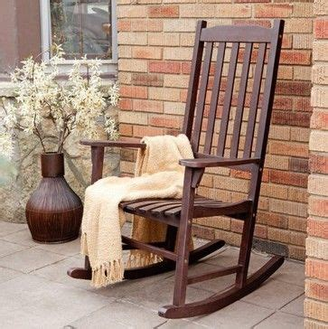 rocking chair front porch house stuff