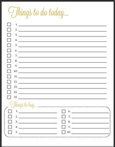 student to do list template free things to do today printable fagyasztott joghurt