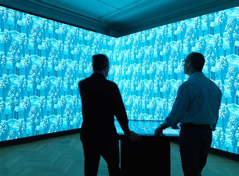 Immersion Room by Current Exhibitions Cooper Hewitt Smithsonian Design Museum