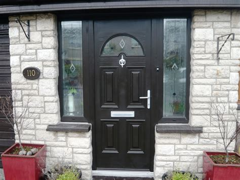 Black Exterior Doors Home Entrance Door Black Front Doors